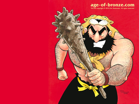Age of Bronze #3 Wallpaper